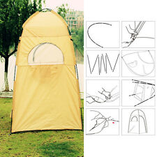 Portable Outdoor Camp Tent Privacy Bath Shower Shelter Toilet Dressing Tent OY