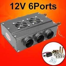 12V 6 Ports Universale Termoventilato