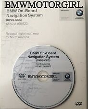 Genuine 2009.1 Update 2009 BMW 650i Coupe Navigation DVD Map Professional Disc