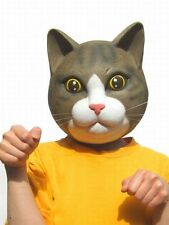 Kitty Cat Rubber Mask Cosplay Costume Import Japan  F/S