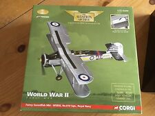 Corgi Aviation Fairey Swordfish Mk.I W5856, 810 Sqn Royal Navy