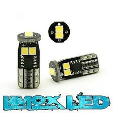 2x LED Standlicht XENON VW Polo 6N 9N W5W T10 6 LED Canbus