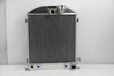 "1933-1934 New 3 Row Radiator Chevy-Engine Ford-Grill-Shells 3""-Chopped 33-34"