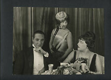 GLORIA SWANSON + WALLACE REID -1921 SILENT - THE AFFAIRS OF ANATOL - C B DeMILLE