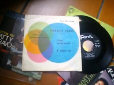 """7"""" FRANCO TOZZI I TUOI OCCHI VERDI EX DISCO ESTATE 1965"""