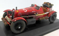 Burago 1/18 Scale Diecast - BURSP1 Alfa Romeo 8C 2300 Mille Miglia Custom build