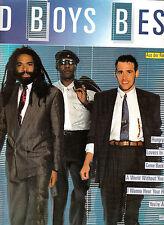 """Bad Boys Blue - Bad Boys Best ★ 12"""" Vinyl LP *Deutsche Pressung"""