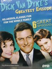 Dick Van Dyke Show NEW! DVD, GREATEST SHOWS,CLASSIC TV ,MARY TYLER MOORE COMEDY