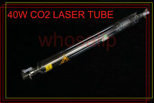 40w co2 laser tube high quality water cooling for laser engraver cutter uk