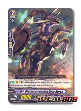 Cardfight Vanguard  x 4 Distance-running Gear Horse - G-BT02/063EN - C Mint