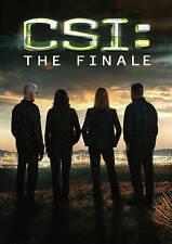 Csi: Crime Scene Investigation - The Final Csi, New DVDs