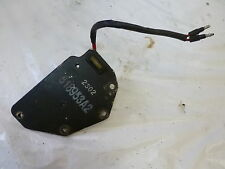 1993 FORCE 40HP OUTSIDE BRACKET FUSE SOCKET ASSY 819267 MERCURY OUTBOARD MOTOR