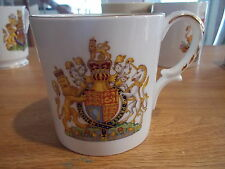 Commemorative Mug-Silver Jubilee of Queen Elizabeth II 1977 by Aynsley