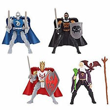 True legends knights 4 inch action figure 4 pack collection rare