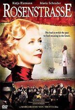 ROSENSTRASSE rare German WWII Era dvd Jewish Holocaust MARIA SCHRADER