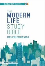 The Modern Life Study Bible : God's Word for Our World by Thomas Nelson Publishi