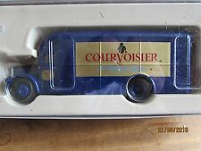 CORGI DIECAST MODEL BERNARD TYPE 110 VAN(COURVOISIER) 1.50 SCALE.