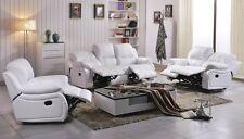 Vollleder Fernsehsessel TV-Sofa Relaxsessel Fernsehsofa 5129-3+2+1-2149 sofort