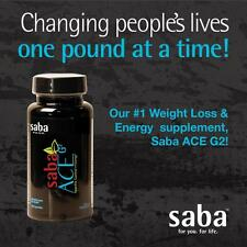 New ACE G2 - Saba's Strongest Appetite Control Formula - 60 ct Diet weight loss