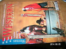 Western Magazine Equitation Style Vie Evasion n°7 Fort Worth Quanah Parker