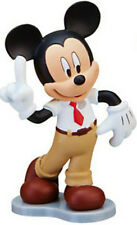 BOSS MICKEY MOUSE Disney OFFICE WORER GIFT PVC TOY Figure CAKE TOPPER FIGURINE!