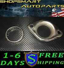 "ACURA TYPE R CIVIC 2.5"" DONUT GASKET &COLLECTOR FLANGE COMBO HEADER 2.5 JDM"