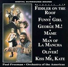 PAUL FREEMAN (CONDUCTOR) - Aspects Of Fiddler/Funny Girl/Mame... CD SEALED/ NEW