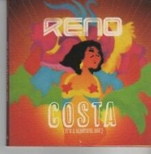 (CV356) Reno, Costa (It's A Beautiful Day) - 2002 CD
