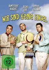 Wir sind keine Engel - Humphrey Bogart - Peter Ustinov - 1955 - DVD - OVP - NEU