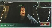 STAR WARS RETURN OF THE JEDI WIDEVISION PROMO P4