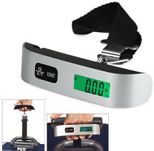 50KG/10g Electronic Portable Digital Luggage Weight Hanging Scale For Travel