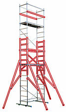 2m Extension Kit **ONLY** for Superb DIY Aluminium Alloy Scaffold Tower
