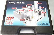 Iscar  Milling Demo Kit mit Messerköpfen und Wendeplatten