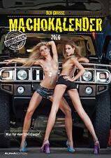 XXL Girls Kalender 2016 sexy Akt Macho Fotokalender für Männer Erotikkalender