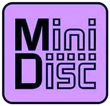 SONY MINIDISC SERVICE MANUALS