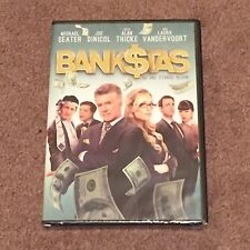 Bankstas No One Stands Alone (DVD, Movie, Comedy, 2014, Widescreen, Rated-R, New