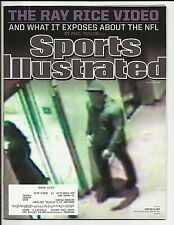 SPORTS ILLUSTRATED SEPTEMBER 15, 2014 - RAY RICE VIDEO BALTIMORE RAVENS