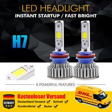 CREE H7 LED COB 20000 LM-Auto-Scheinwerfer-Kit Weiß Auto-Globes-Birnen-Lampen
