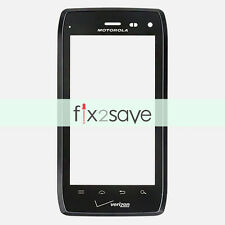 Verizon Motorola Droid 4 XT894 Touch Screen Digitizer Glass Front Frame Housing