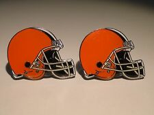 Cleveland Browns Cufflinks NFL Football