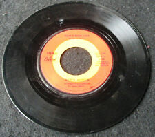 Wanda Jackson Rockabilly YOUR TENDER LOVE 1969 Capitol Records 45 RPM EX