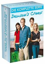34 DVD-Box ° Dawson's Creek ° Superbox komplett ° NEU & OVP ° Staffel 1 - 6