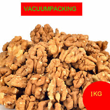 {1 KG} Kashmir Organic Walnut Kernels Akhrot Without Shell@@