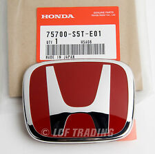 Authentic JDM Honda Civic Type-R Front Emblem EP3 75700-S5T-E01
