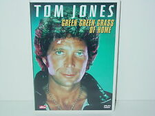 "*****DVD-TOM JONES""GREEN GREEN GRASS OF HOME""-2005 Universal*****"