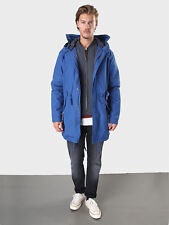 BNWT mens 2 in 1 Selected Iconic Fishtail 3-in-1 Parka coat Size L RRP 220