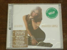 JENNIFER LOPEZ Rebirth CD + DVD NEUF