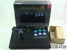 Boxed Hori Fighting Stick PC Engine PCE TurboGrafx Controller Import US Seller