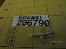 727 ? JET AIRPLANE PLANE 3D .925 Solid Sterling Silver Charm Pendant 206790