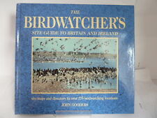 BIRDWATCHER'S SITE GUIDE TO BRITAIN & IRELAND by JOHN GOODERS 1992 ILLUSTRATED